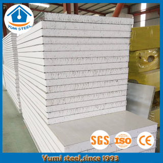 50mm EPS Insulated Steel Sandwich Wall Panels