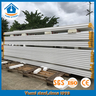 25mm Z Lock EPS Insulation Wall Sandwich Panel