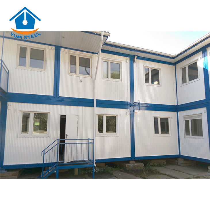 Modular PrefabContainer House for Accommodation