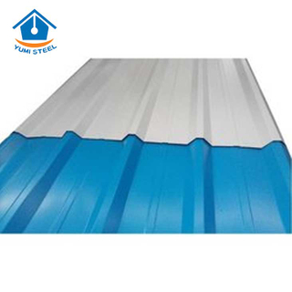 Cold Rolling Corrugated Roof/wall Metal Steel Sheet