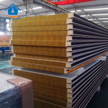 75mm Mineral roof sandwich panels for building