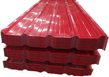 Fireproof of color steel sandwich panel