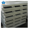 100mm Fireproof 4 Ribs Pu Sandwich Panel For Roof