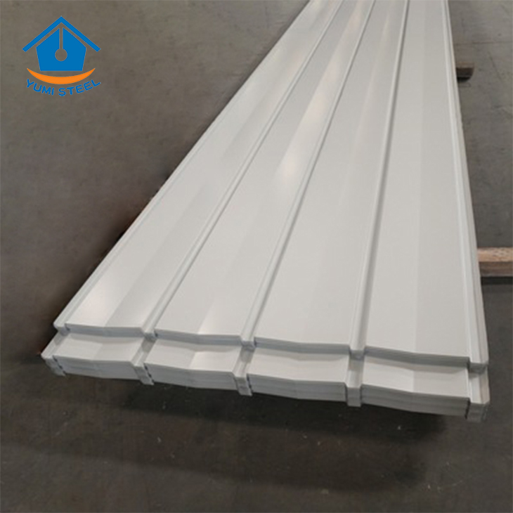Prepainted Metal Cladding Color Steel Sheet for Wall