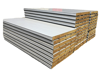 10 seconds to understand Rockwool Sandwich Panel