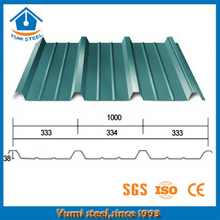 Exterior Steel Wall Or Roofing Sheets for Steel Buildings