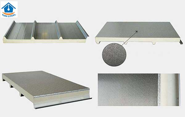 sandwich-panel-roof-with-aluminum-foils-product-details