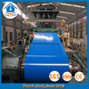 High strength color coated steel coils