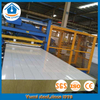 75mm Australian Standards Fireproof Rockwool Wall Panels for Steel Buildings