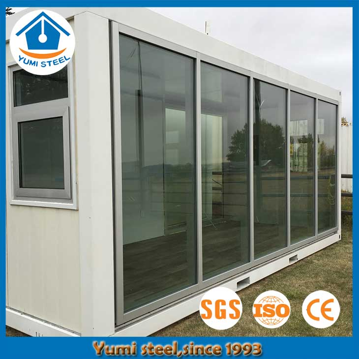 20FT Flat Packed Mobile House Container House Container Office